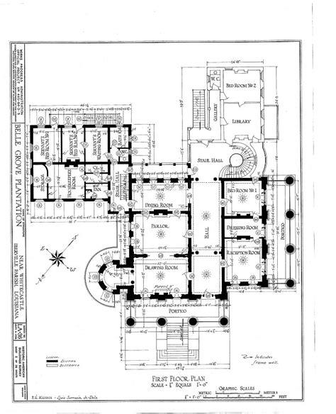 antebellum floor plans floor plans grove plantation mansion white castle