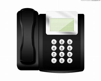 Telephone Office Psd Icon Modern Business Icons