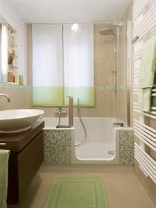 Kleines Bad Dusche : kleine b der gestalten tipps tricks f r 39 s kleine bad ~ Markanthonyermac.com Haus und Dekorationen