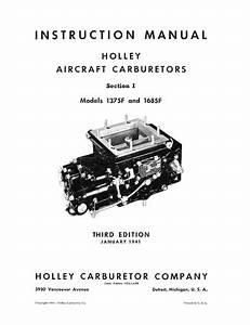 Holley Carburetor Installation Instructions Northern Ireland