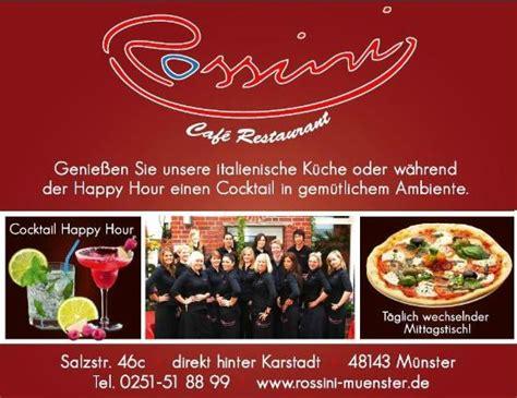 rossini cuisine cafe restaurant rossini muenster restaurant reviews