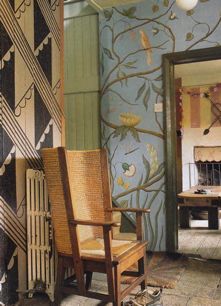 adams eden wallpaper designed  decorative painter