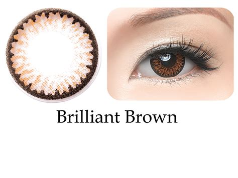 Brilliant Brown by Freshkon Colors Fusion Brilliant Brown