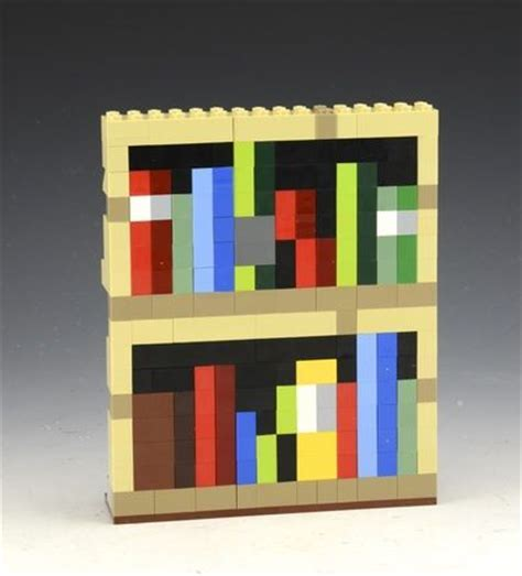 build  bookcase  minecraft woodworking