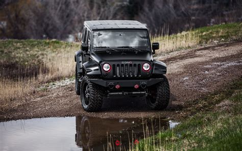 Cars Tuning Jeep Wrangler Wallpaper