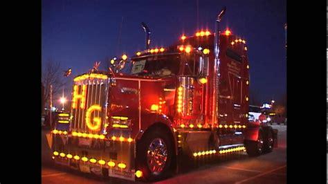 Mid America Trucking Show. Big Rig Video's, Custom Trucks