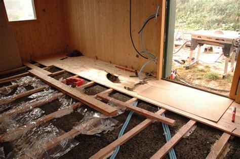 photos de la construction du bureau de maisoneco