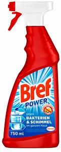 Bref Power Reiniger : bref power bakterien schimmel 750 ml spr hflasche ~ Kayakingforconservation.com Haus und Dekorationen