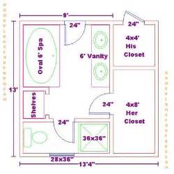 bathroom floor plan layout click to view size image