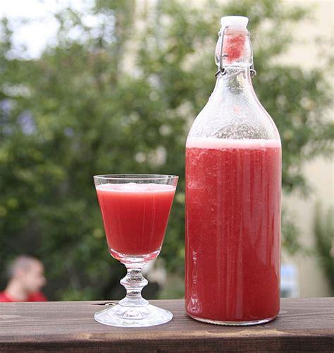 cocktail pasteque rose soho les meilleures recettes de