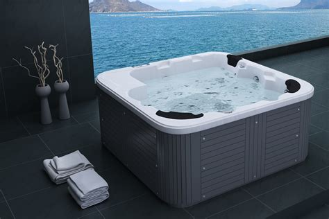 Garden Tub Prices by Tub 40 Jets Pool Garden Tub Wooden