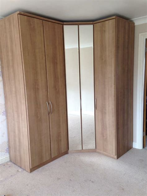Corner Wardrobe by Bedroom Furniture Set Corner Wardrobe By Nolte In
