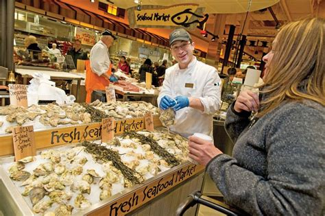 Fresh seafood market... - Wegmans Food Markets Office ...