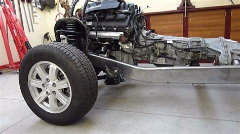 grandwillys project   walk  rolling chassis