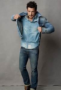 Tendance Mode Homme : tendance 39 denim on denim 39 pour homme mode masculine ~ Preciouscoupons.com Idées de Décoration