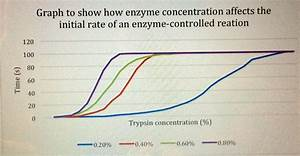 An Investigation Into How Enzyme Concentration Affects The
