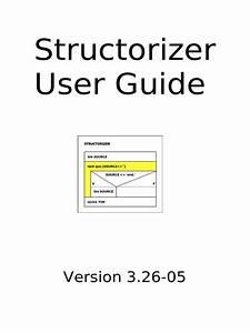 Structorizer User Guide