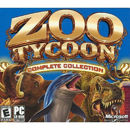 zoo tycooncomplete collection pc walmartcom