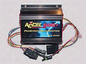 Accel Street Billet Distributor Wiring Diagram