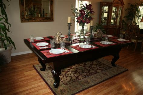 dining top imagine  pool tables