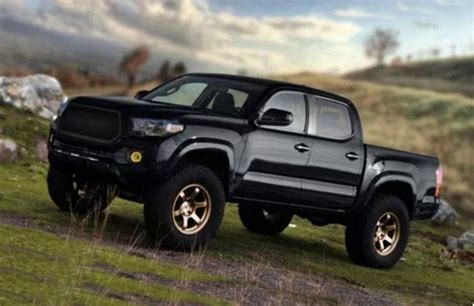 Toyota Tacoma 2019 Specs And Rumors  Auto Toyota Review