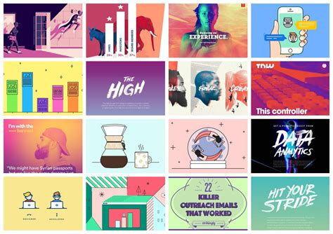 graphic design trends 8 new graphic design trends that will take 2018
