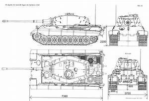 tiger ii blueprint download free blueprint for 3d modeling With mp d engine
