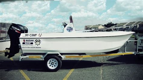 Ski Boat For Sale South Africa by Ski Craft Cat 15 Strand Gumtree Classifieds South