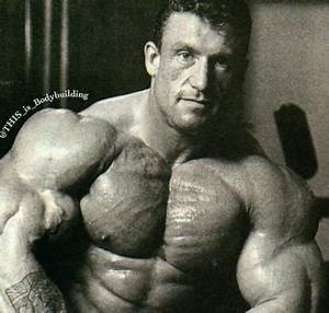 Inside The Shadow - Dorian Yates - Bodybuilding Word