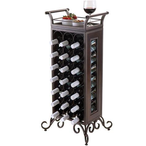 cabinet stemware rack walmart wine racks walmart
