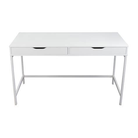 ikea tables desks 77 off ikea ikea alex white desk tables