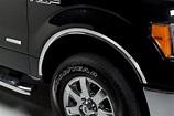 2016 Ford F-150 Putco Stainless Steel Fender Trim