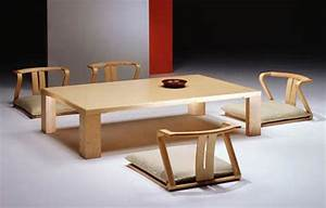 Traditional Japanese Dining Room Furniture
