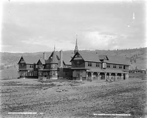 Old Man's Home, Kamloops, B.C.