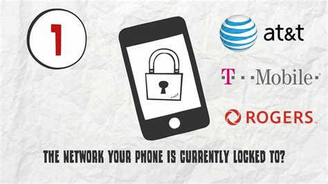 Other carriers include verizon and us cellular. How to Unlock a Phone - Use any Sim Card from another Network - YouTube