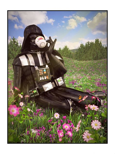 Artist imagines 'Star Wars' characters on vacation - SFGate