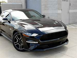 Used 2018 Ford Mustang GT Premium Coupe for Sale in DENVER CO 80204 Levi's Auto Sales