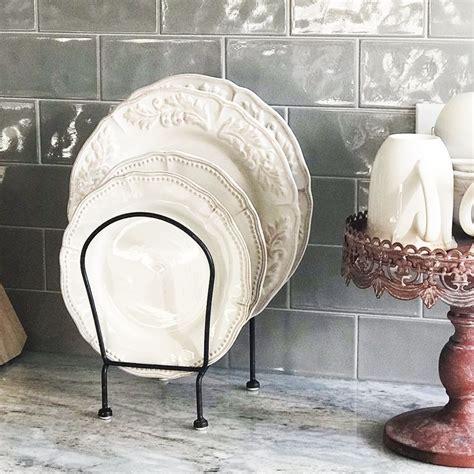 urban farmhouse plate holder kitchen decor bellolanecom country kitchen designs cottage
