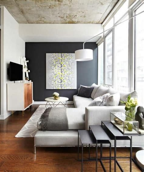 Wohnzimmer Wandgestaltung by 120 Wohnzimmer Wandgestaltung Ideen Archzine Net