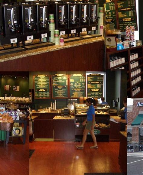 Έχουν ένα μικρό, αλλά πολύ όμορφο, ποικιλία από τοπικό κατάστημα τροφίμων (διιμβερτοποιημένα), marshmallows, μούσλι). Baltimore Coffee and Tea-Frederick   VisitMaryland.org