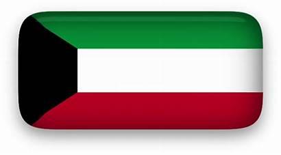 Flag Kuwait Clipart Flags American Kuwaiti Transparent