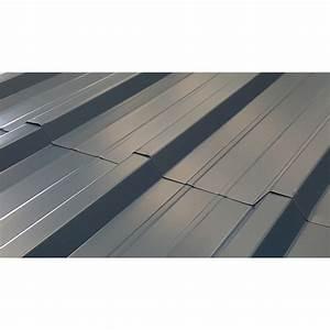Tole Pour Toiture : t le profil e 2m bac acier pour toiture et bardage bleu ~ Premium-room.com Idées de Décoration