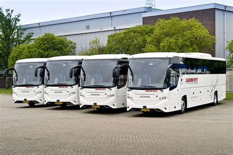 Jan De Wit Group Heeft De Eerste Nieuwe Scania Interlink