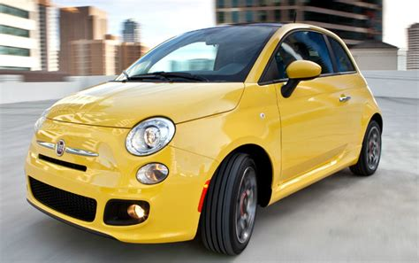 Fiat 500 Sport 2013 by 2013 Fiat 500 Sport Review