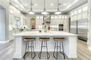 wood kitchen island 25 beautiful transitional kitchen designs pictures