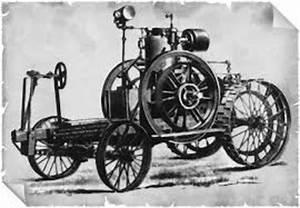 Evolution Of Tractor Timeline