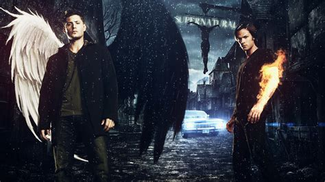 Supernatural Anime Wallpaper - supernatural wallpapers hd desktop and mobile