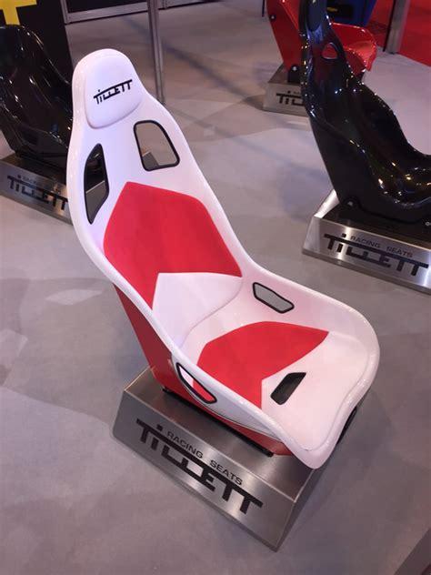 tillett racing seats quality comes 1st