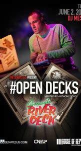 When Does Cavs River Deck Open by Open Decks Cavanaugh S River Deck Senate Djs Dj
