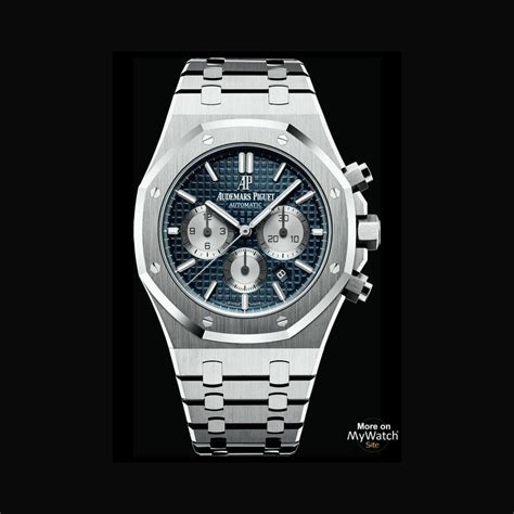 Watch Audemars Piguet Royal Oak Chronograph | Royal Oak ...